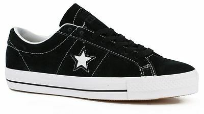 Converse One Star Black/White Shoes