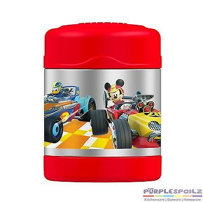 NEW THERMOS FUNTAINER FOOD CONTAINER 290ml Jar Insulated MICKEY MOUSE