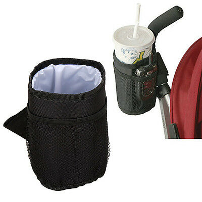 Baby Stroller Bag Mug Cup Holder Bottle Pram Buggy Organizer Ornate Best