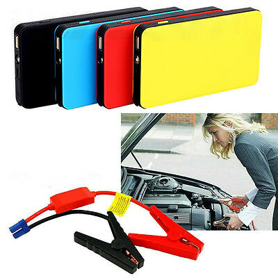 Car Power Bank Vehicle Emergency Jump Starter Battery Charger Portable Booster
