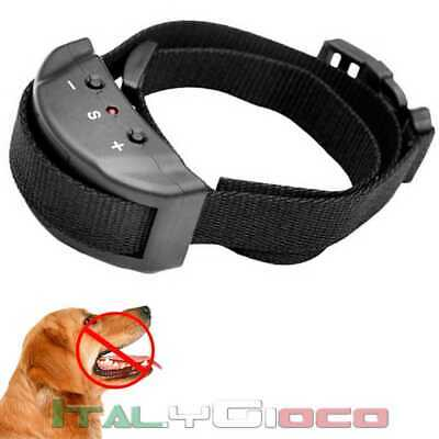 Anti Collare Antiabbaio Per Cani Cane Abbaiare Shock Di Dispositivi Shock Dog
