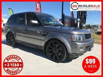 2009 Land Rover Range Rover Sport 3 Years Warranty Included Automatic A Wagon