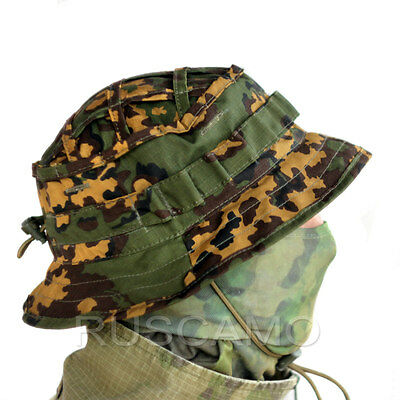 """Russian BOONIE hat """"Scout"""" (PARTIZAN SS Leto Camo)"""
