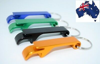 Bottle Opener Keyring Keychain Metal Beer Bar Tool Claw Gift Wall Key