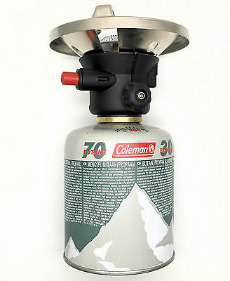 Cook 7/16 Professional Gas Camping Cooker Fits Colemans c500 & 7/16 canister