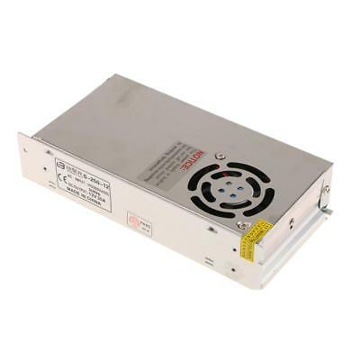 12V 20A Power Supply Universal Regulated DC Switching Driver for 3D Printer
