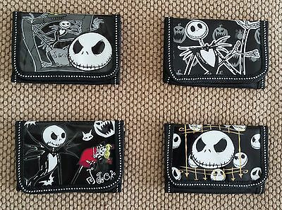 New Nightmare Before Christmas Tri Fold Wallet Purse 4 Designs Free UK Postage