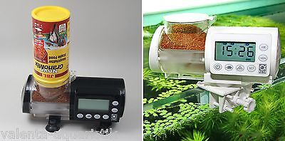 JBL Autofood black or white mit JBL NovoGrano Mix 250 ml Futterautomat Aquarium