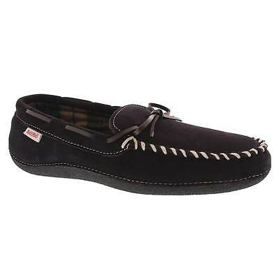 SoftMoc Men's Greg Plaid Lined Moccasin