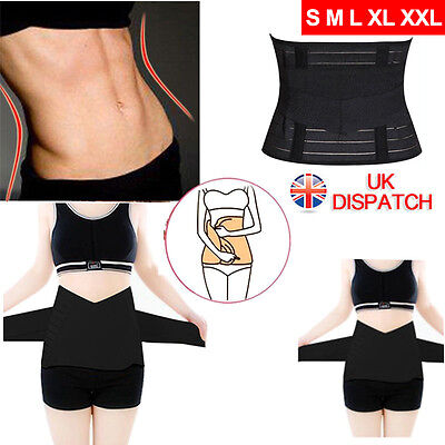 Postpartum Support Waist Belt Shaper Recovery Belly After Pregnancy Maternity M