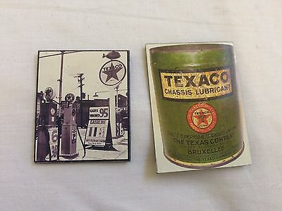 Toolbox Refrigerator Magnet Texaco Chassis Lubricant
