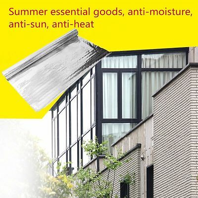 1000 sqft Barrier Solar Attic Foil Reflective Insulation Diamond Radiant 4x250