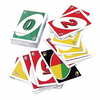 UNO card Game CARDS Latest version Great Family Fun UK SELLER