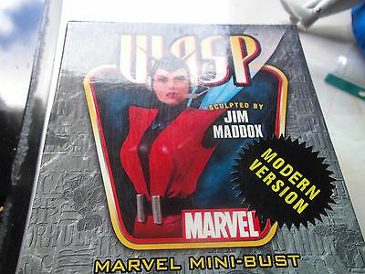 Marvel Wasp Bust #1291 of 2000