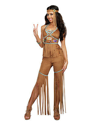 Peace Out Womens Costume - Dreamgirl 9849