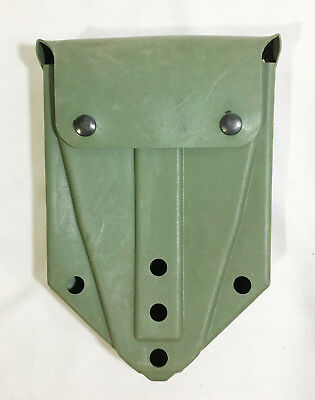 US Army Military Rubber ALICE Entrenching E Tool Carrier Shovel Cover #13855