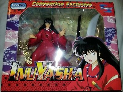 InuYasha action figure. Convention Exclusive Human Form, New in Box