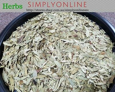 Organic SENNA LEAVES 100g Herbal Tea Dried Herb No Artificial Colours & Flavours
