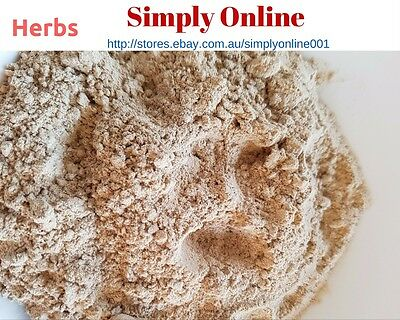 Dried Herbs: NETTLE ROOT POWDER  Urtica dioica   200G - Free Shipping