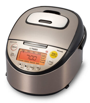 New Tiger - Multi-functional Rice Cooker - JKT-S10A from Bing Lee