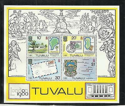 Tuvalu (Ellice Islands) ~ Small Mid-Modern Collection