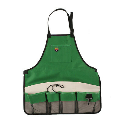 Gardener Storage Apron With/Pockets Garden Planting Tools Quick-Pick Waterproof