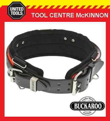 Buckaroo Tmscr Signature Australian Made Carpenter'S Back Support Tool Belt