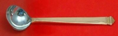 "Hampton by Tiffany & Co. Sterling Silver Salt Spoon Master 3 1/2"" Custom"