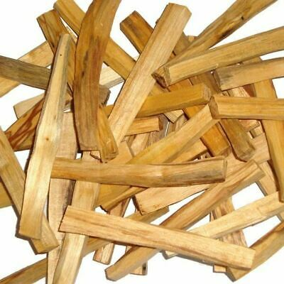 Palo Santo Wood - 100 Grams - Holy Wood Incense Sticks Smudge Tool - Bulk Pack