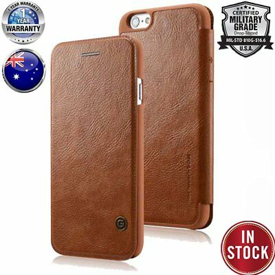 Ultra Thin Flip Leather Wallet Case Cover Card Slot For Phone Xs Max 6s 7 8 Plus