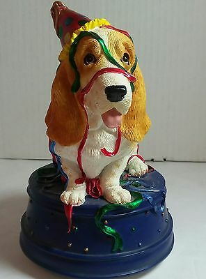 Musical Dog Box Pre-Owned