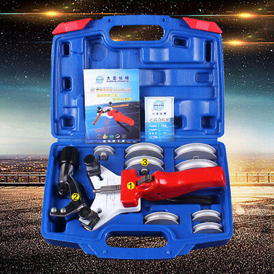 Multi Copper Pipe Bender Tube bending Tool Kit with Tube Cutter WK-666 Hot Sale