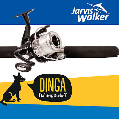 Jarvis Walker 7' 2pce Whitetail Spinning Fishing Combo