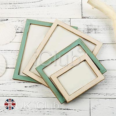 Photo Picture Poster Frame Antique Vintage Shabby Chic Choice Retro Frames Wood