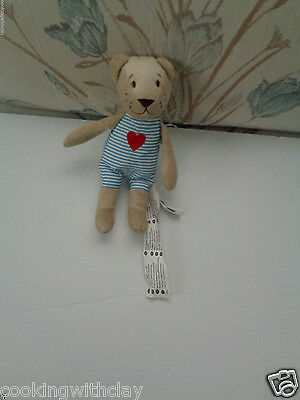 Ikea Plush Doll Figure Swedish Fabler Bjorn Bear Novelty Toy