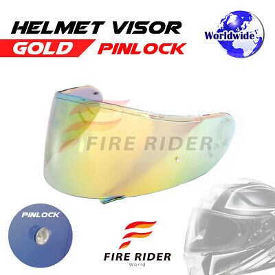 For Shoei Neotec GT-Air GT AIR GOLD Racing Helmet Visor Shield Pinlock Pin AU