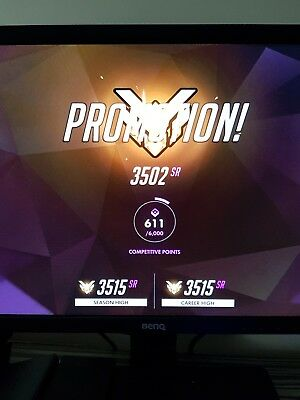 Overwatch Account Boost PS4