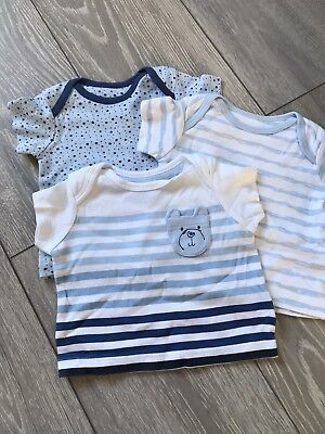 Baby Boys Clothing Bundle 0-3 Months