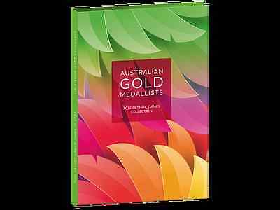 2016 Australian Gold Medallists Collection (in sheets of 10, 9 sheets total) MNH