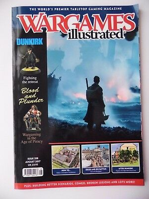 Wargames Illustrated - Issue 358 August 2017 - Dunkirk