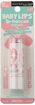 MAYBELLINE Baby Lips Dr Rescue Medicated Balm - Berry Soft