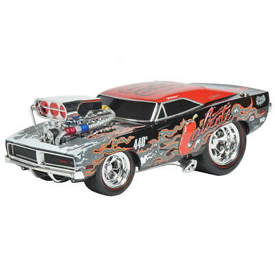 Maisto 1969 Dodge Charger R/T Muscle Machine 1:18 Scale