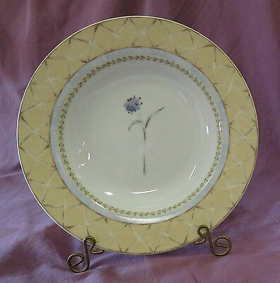 Heritage Mint 'enchanted Garden' Fine China Soup Bowl