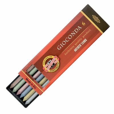 Koh-I-Noor Metallic Leads for 5.6mm Pencils 4380 - Great Gift