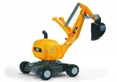 rolly toys Digger CAT Bagger 421015