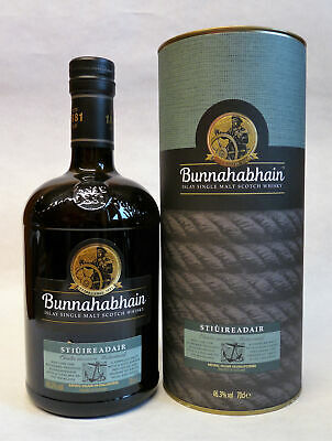 BUNNAHABHAIN STIUIREADAIR - Islay Single Malt Scotch Whisky 1x0,7L 46,3% vol