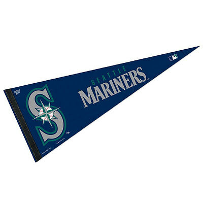 Officially licensed Seattle Mariners MLB Pennant