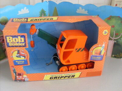 Bob The Builder Boxed Friction Powered Gripper New