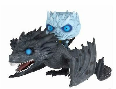 Funko Pop Game Of Thrones Ride Night King Viserion  Preordine