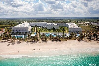 Riu Republica Punta Cana All Inclusive Vacation Adults Only Resort 11/5/17